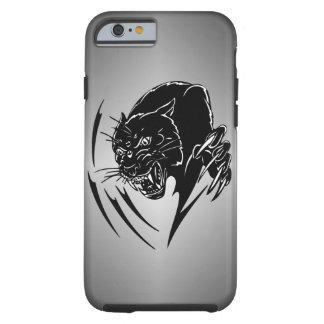 Black Panther Tough iPhone 6 Case