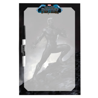 Black Panther | Claws Out Dry Erase Board
