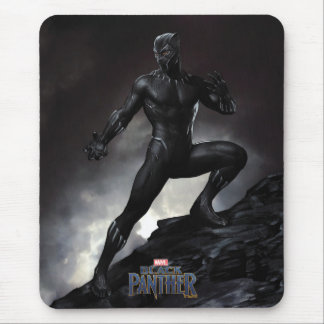Black Panther | Claws Out Mouse Mat