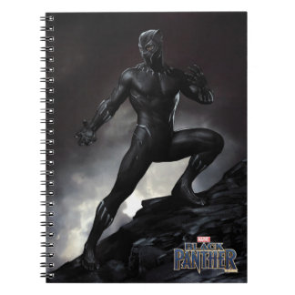 Black Panther | Claws Out Notebooks