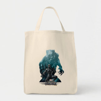 Black Panther | Claws Out Tote Bag