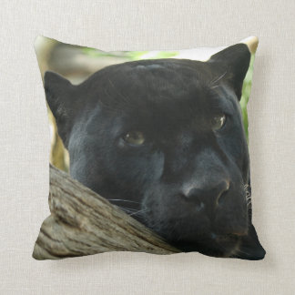 Black Panther Decorative Pillow
