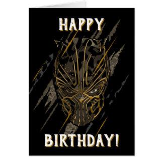 Black Panther | Erik Killmonger Claw Marks Card