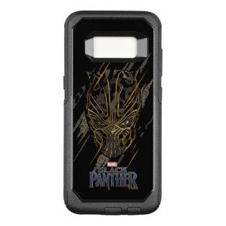 Black Panther   Erik Killmonger Claw Marks OtterBox Commuter Samsung Galaxy S8 Case
