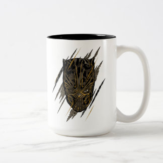 Black Panther | Erik Killmonger Claw Marks Two-Tone Coffee Mug