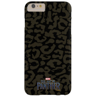 Black Panther | Erik Killmonger Panther Pattern Barely There iPhone 6 Plus Case