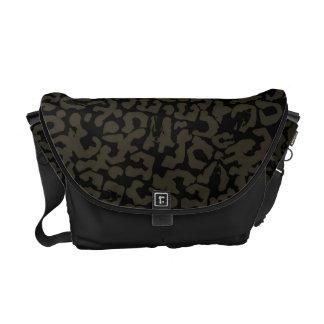 Black Panther | Erik Killmonger Panther Pattern Courier Bag