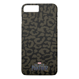 Black Panther | Erik Killmonger Panther Pattern iPhone 8 Plus/7 Plus Case