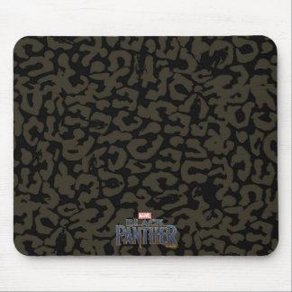 Black Panther | Erik Killmonger Panther Pattern Mouse Mat
