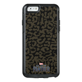 Black Panther | Erik Killmonger Panther Pattern OtterBox iPhone 6/6s Case