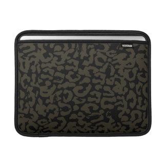 Black Panther | Erik Killmonger Panther Pattern Sleeve For MacBook Air