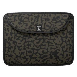 Black Panther | Erik Killmonger Panther Pattern Sleeve For MacBook Pro