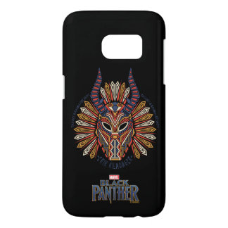 Black Panther   Erik Killmonger Tribal Mask Icon