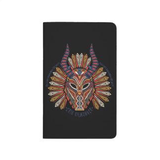 Black Panther | Erik Killmonger Tribal Mask Icon Journal