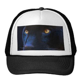 black panther eyes cap