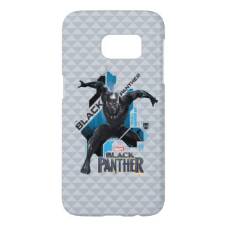 Black Panther   High-Tech Character Graphic