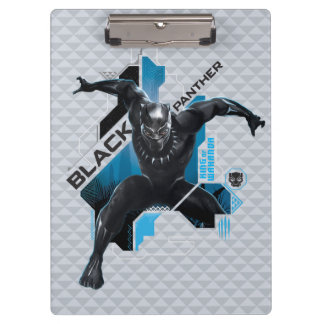 Black Panther | High-Tech Character Graphic Clipboard