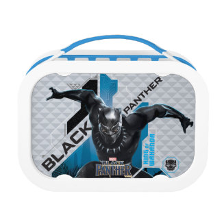 Black Panther | High-Tech Character Graphic Lunch Box