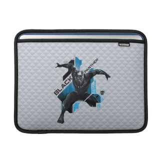 Black Panther | High-Tech Character Graphic MacBook Sleeve