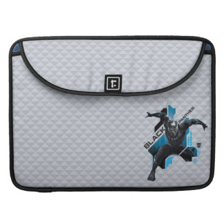 Black Panther | High-Tech Character Graphic Sleeve For MacBook Pro
