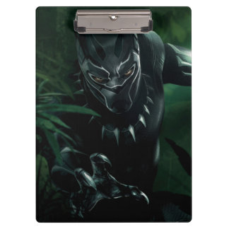 Black Panther | In The Jungle Clipboard