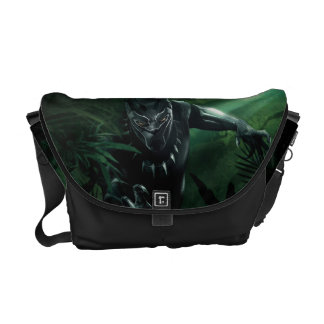 Black Panther | In The Jungle Commuter Bag