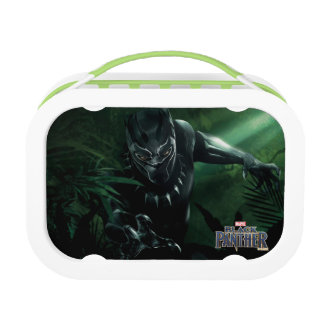 Black Panther | In The Jungle Lunch Box