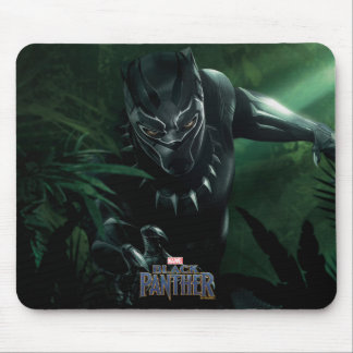 Black Panther | In The Jungle Mouse Mat