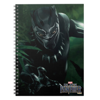 Black Panther | In The Jungle Notebook