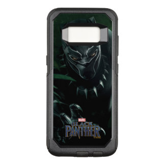 Black Panther   In The Jungle OtterBox Commuter Samsung Galaxy S8 Case