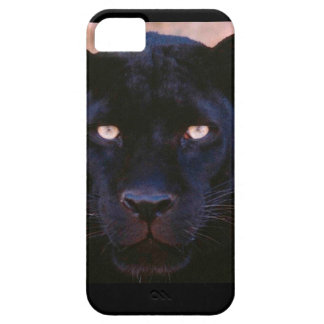 Black Panther iPhone 5 Cover
