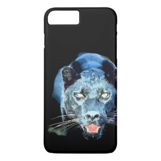 Black Panther Jaguar Eyes iPhone 7 Plus Case