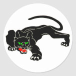 Black Panther - Large CAT Sticker