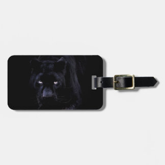 Black Panther Luggage Tag