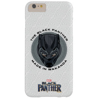 Black Panther | Made In Wakanda Barely There iPhone 6 Plus Case