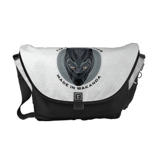 Black Panther | Made In Wakanda Courier Bag