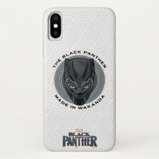Black Panther | Made In Wakanda iPhone X Case