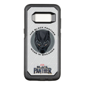 Black Panther   Made In Wakanda OtterBox Commuter Samsung Galaxy S8 Case