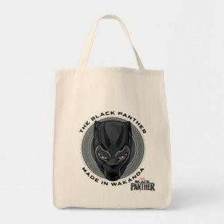 Black Panther   Made In Wakanda Tote Bag