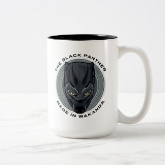 Black Panther | Made In Wakanda Two-Tone Coffee Mug