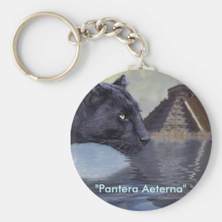 Black Panther Mexico Collection Key Ring