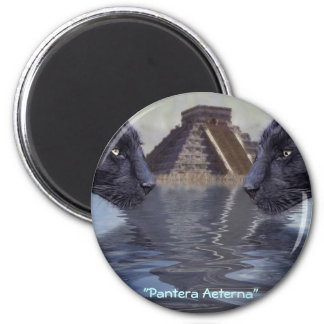 Black Panther Mexico Collection Magnet