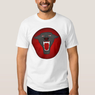 Black Panther Muscle T-Shirt