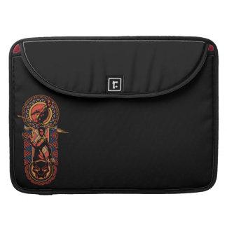 Black Panther | Okoye & Nakia Wakandan Panel Sleeve For MacBook Pro