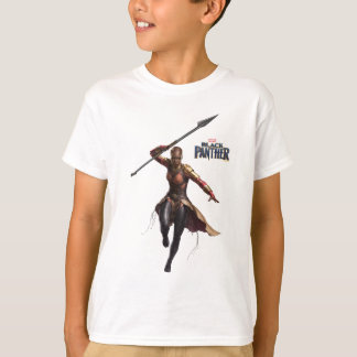 Black Panther | Okoye With Spear T-Shirt