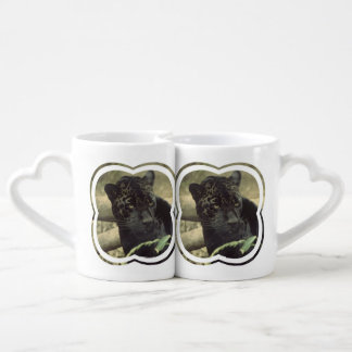 Black Panther Lovers Mug Sets