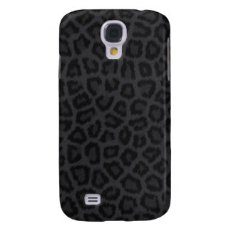 Black Panther Print Galaxy S4 Case