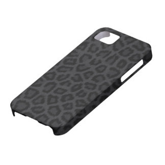 Black Panther Print iPhone 5 Covers