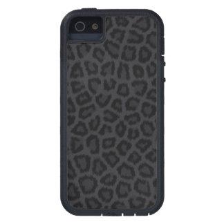 Black Panther Print Tough Xtreme iPhone 5 Case