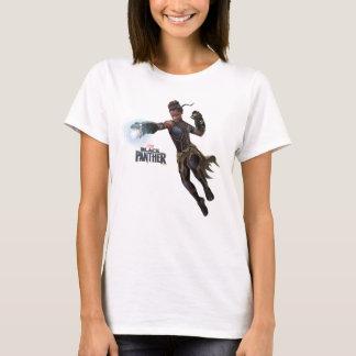 Black Panther | Shuri With Vibranium Gauntlets T-Shirt